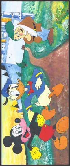 No. 24 Walt Disney