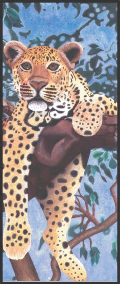 No. 2. Tree Leopard